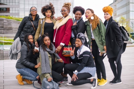 African women scholars